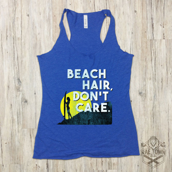 Beach Hair, Don't Care | Women's Tank