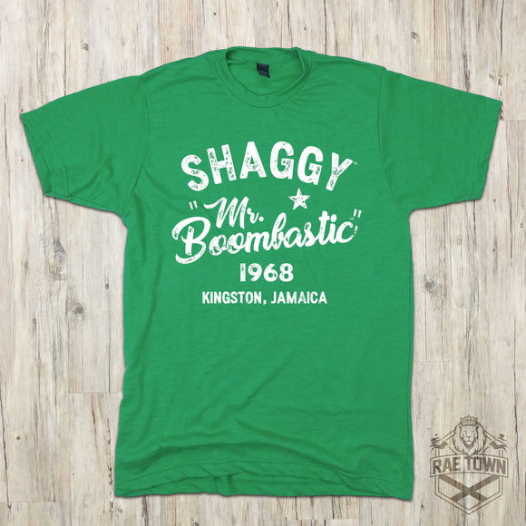 Shaggy Mr. Boombastic 1968