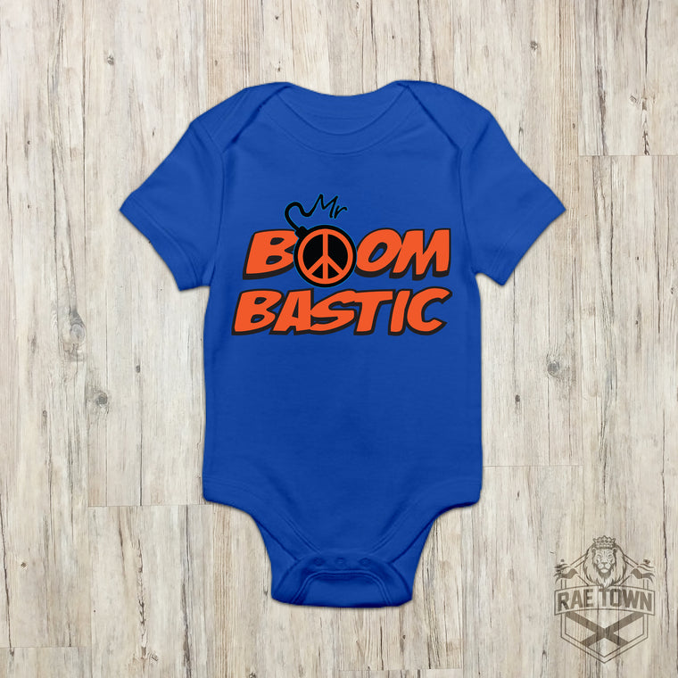Mr Boombastic - Infant Onesie