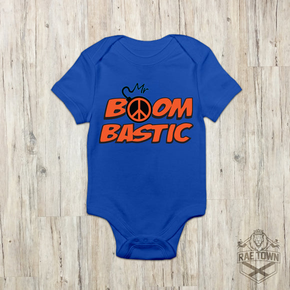 Mr Boombastic - Youth Sizes