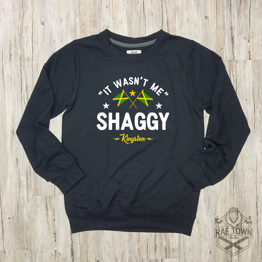 It Wasn't Me Shaggy Kingston