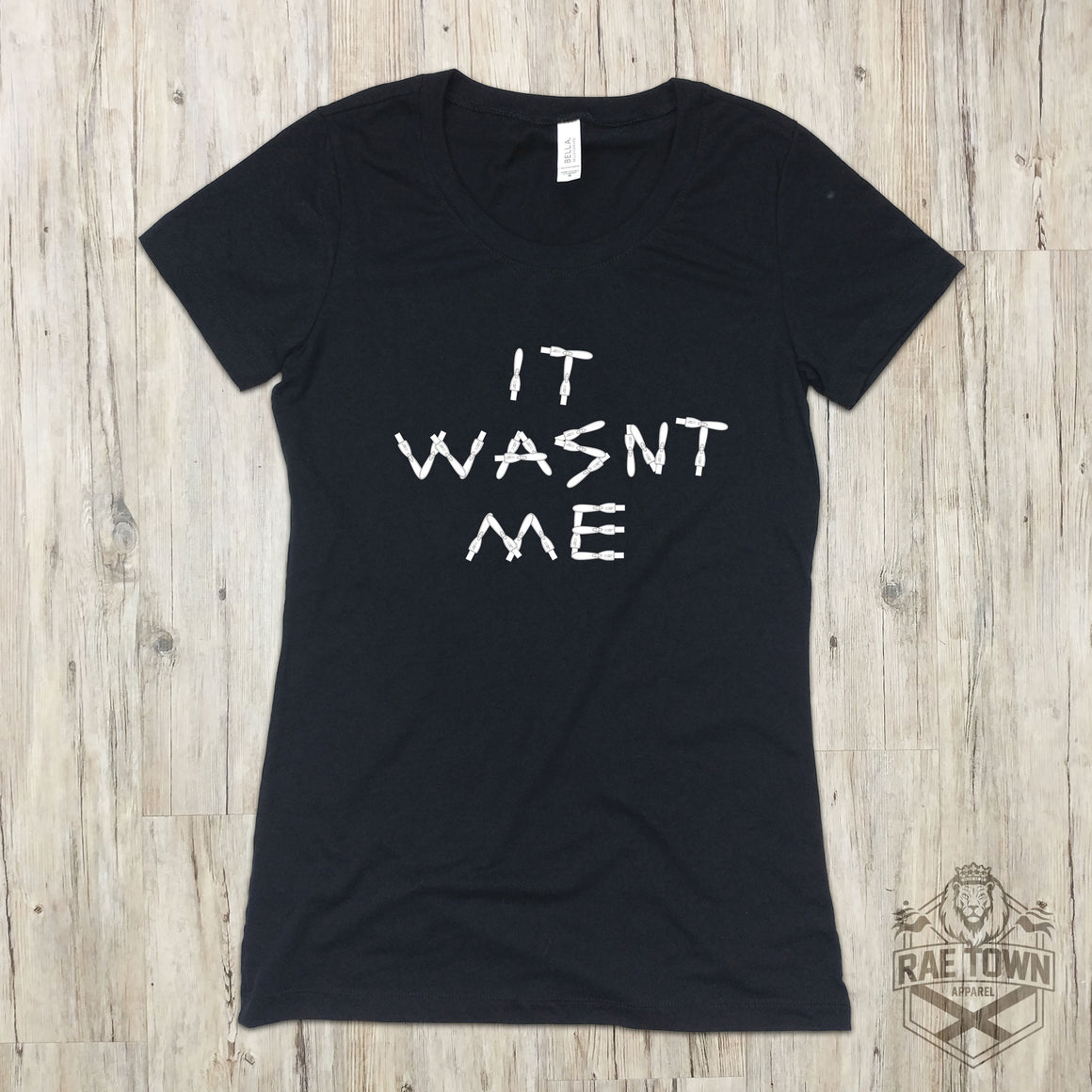 Wasn't Me Pregnancy Test | Women's Garments