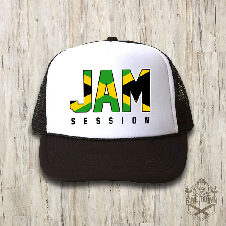 Jam Session Trucker Hat
