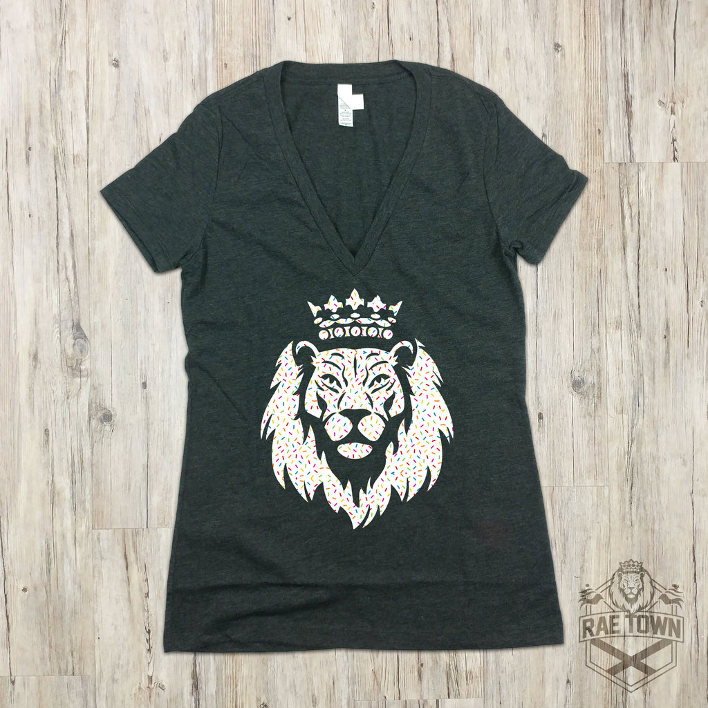 Sprinkled Lion | Women's Garments