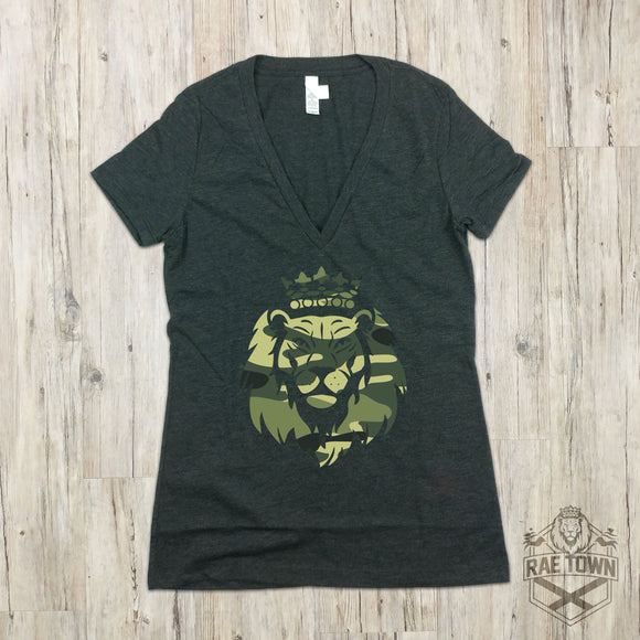 Black Ops Lion | Women's Garment