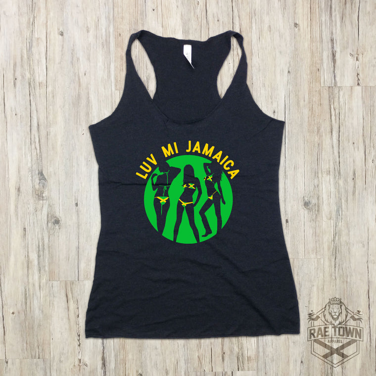Luv Mi Jamaica | Women's Garments