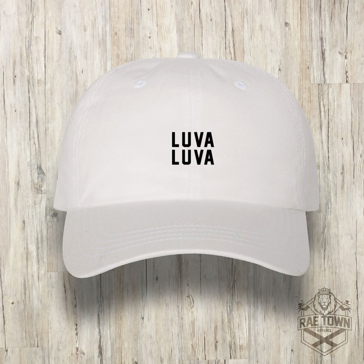 Luva Luva Dad Hat - White