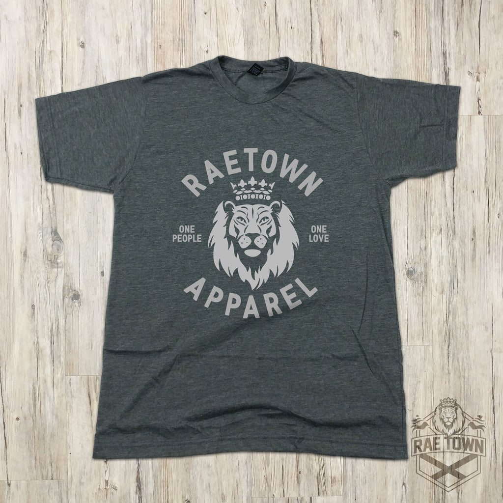One Love, Rae Town Lion Logo