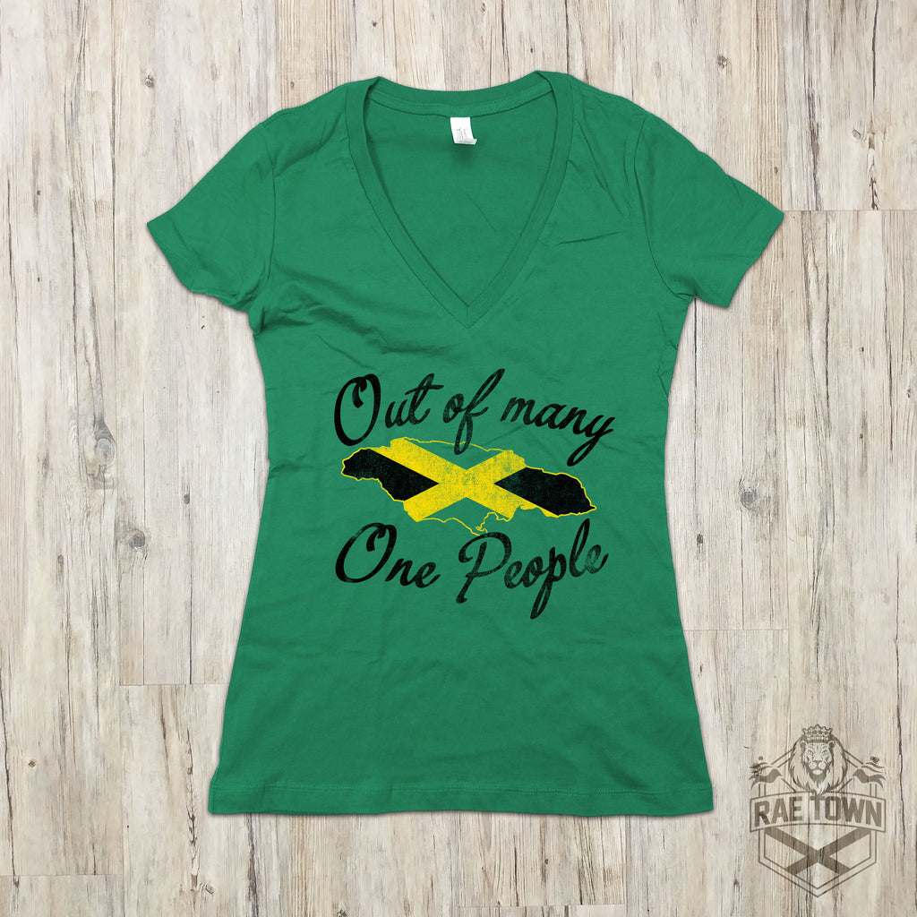 Out of Many One People | Women's Garments