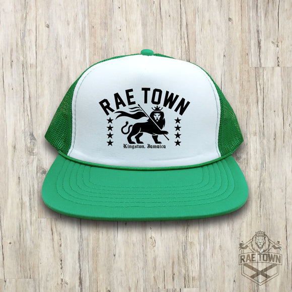 Rae Town Lion Trucker Hat