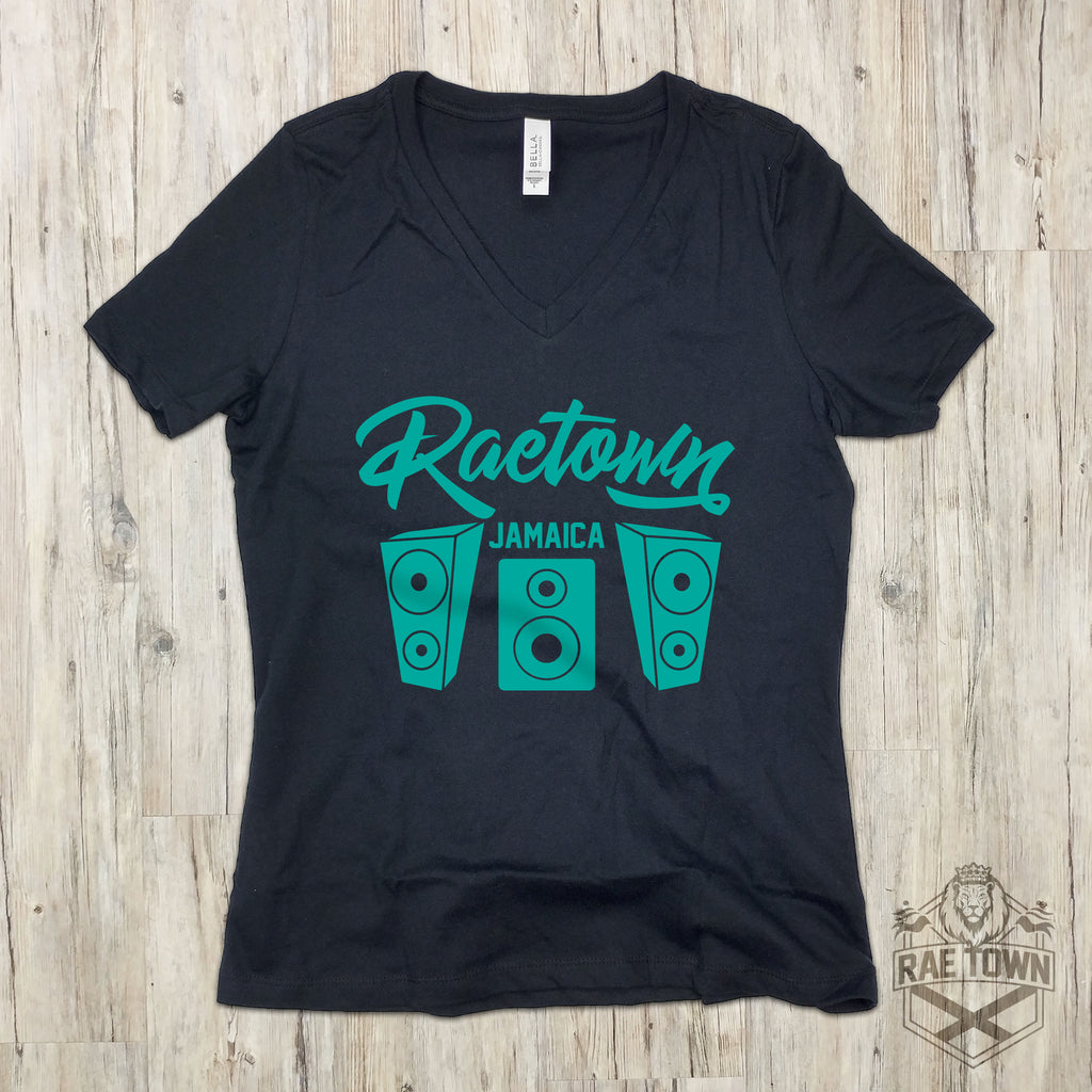Rae Town Speaker Boxes | Women's Garments