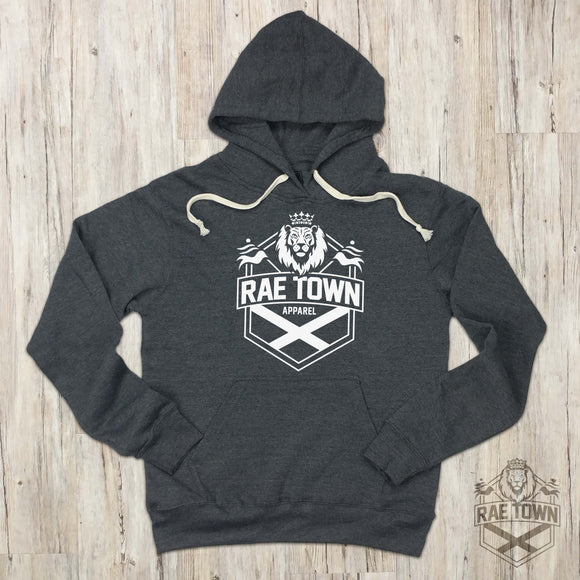 Rae Town Apparel White Logo