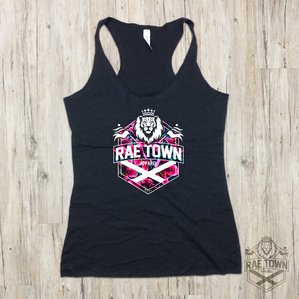 Rae Town Floral | Women's Garments