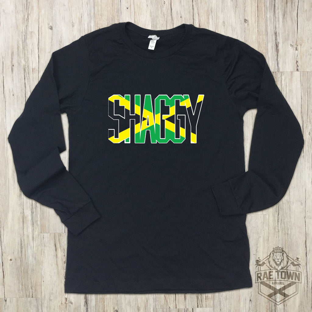 Shaggy Jamaican Flag
