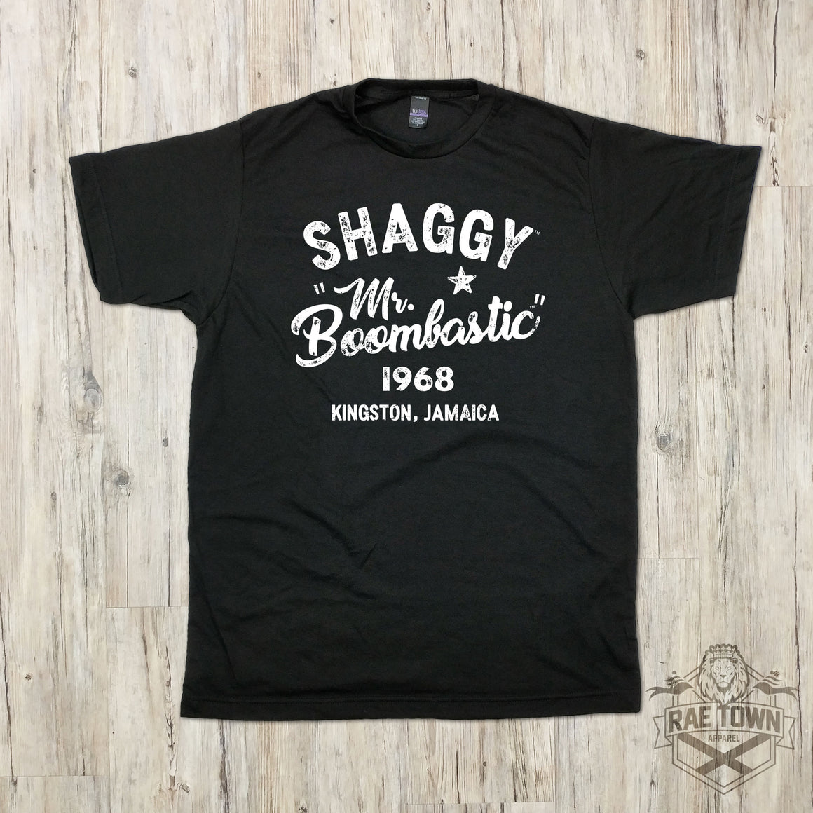 "Shaggy ""Mr. Boombastic"" 1968"