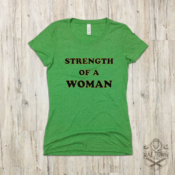 Strength of a Woman | Women's Garments