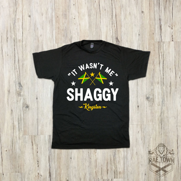 Wasn't Me Shaggy - Youth Sizes