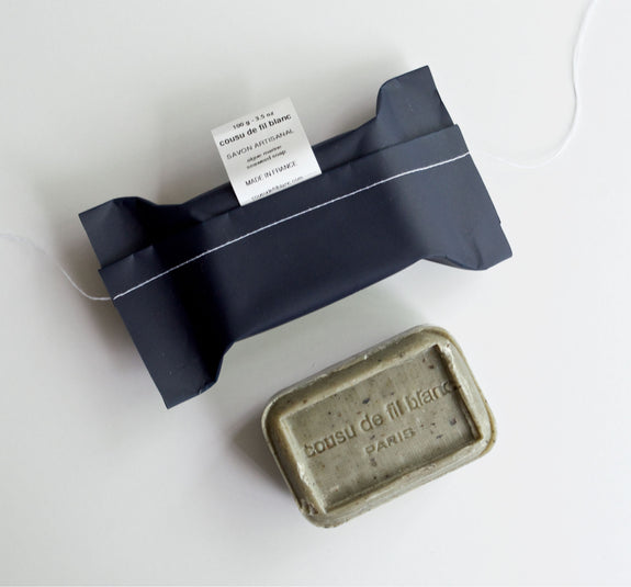 Seaweed Soap Package + Bar