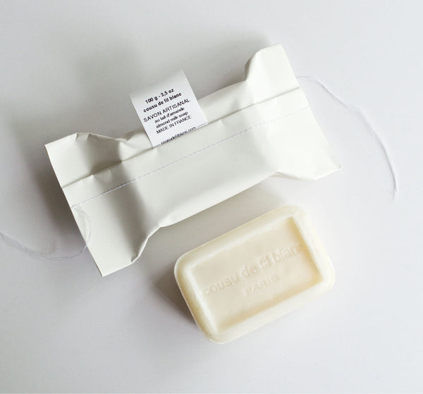 Almond Milk - Package & Soap Bar