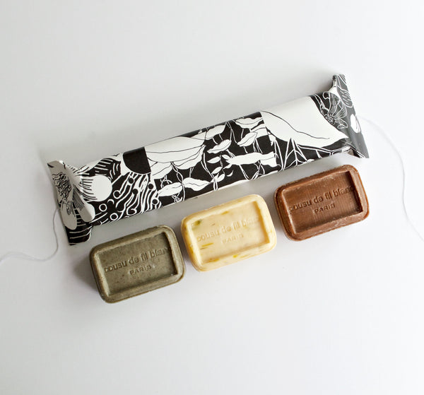 Shaman's Herbs Soap Package + Soap Bars