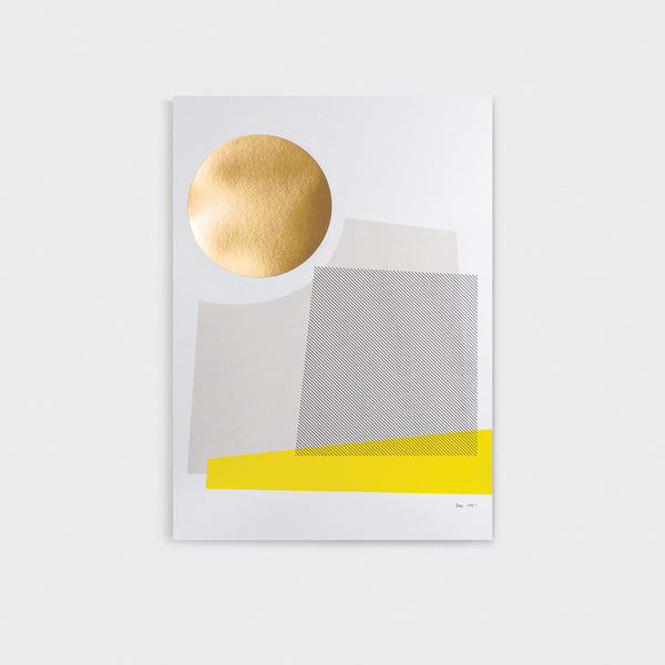 Day Print by Tom Pigeon