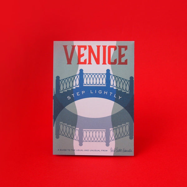 Venice: Step Lightly - Travel Guide front cover