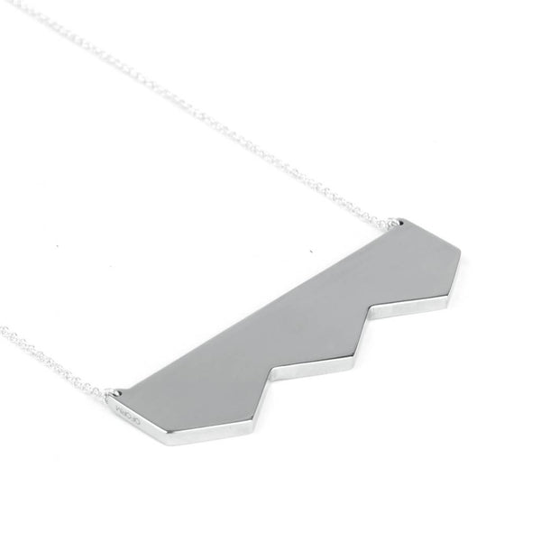 Geometric Necklace by Oform