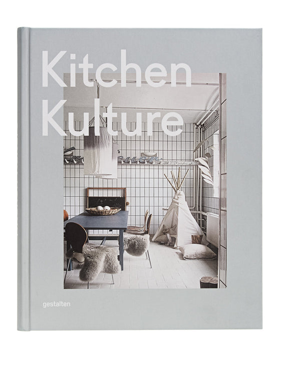 Kitchen Kulture by Gestalten - Book Cover