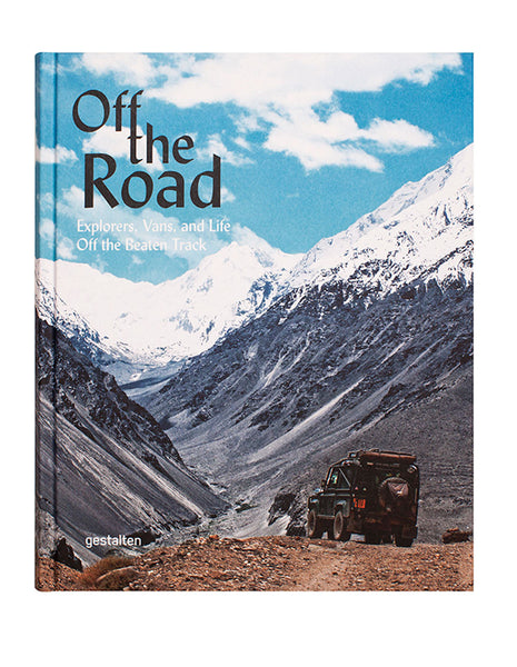 Off the Road by Gestalten - Book Cover