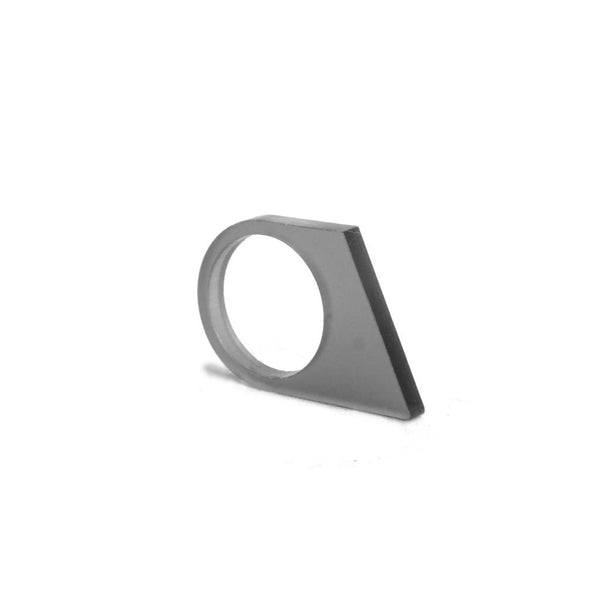 Ring acrylate No.17 Light Grey by Oform