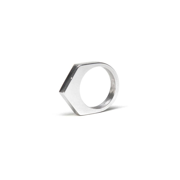 Ring No.1 Stainless Steel  by Oform