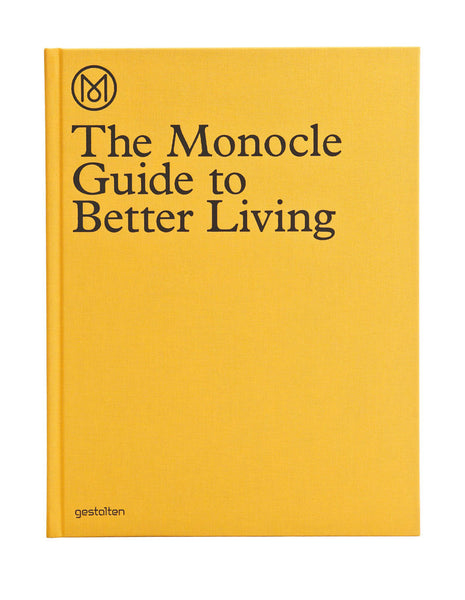 The Monocle Guide to Better Living - Book Cover