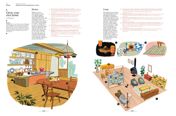 The Monocle Guide to Better Living - Inside Page