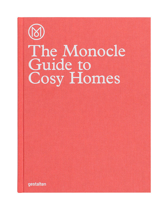 The Monocle Guide to Cosy Homes - Book Cover