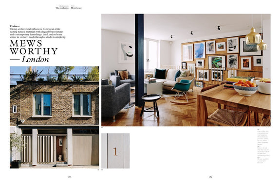The Monocle Guide to Cosy Homes - Inside Page