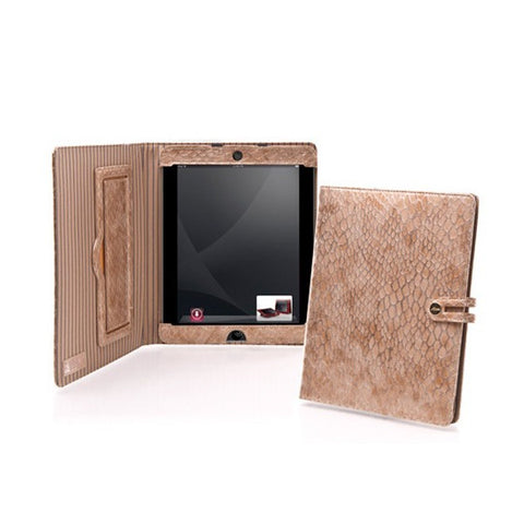 iPad Tabbed Folio with Easel