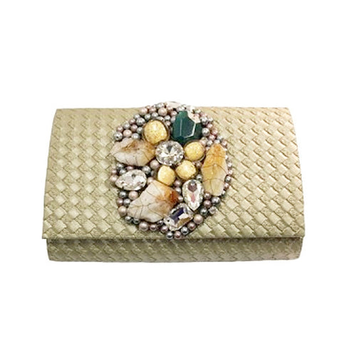 Large Abstract Clutch