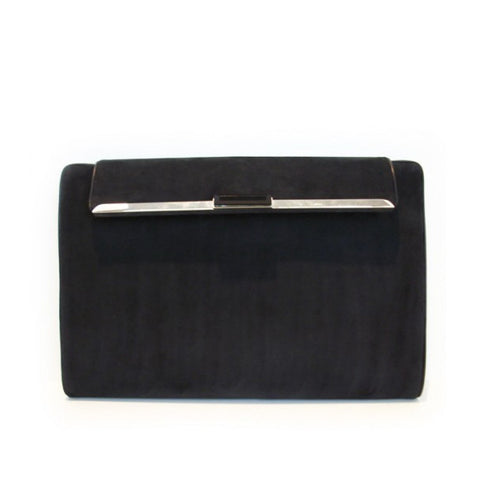 Black Evening Clutch