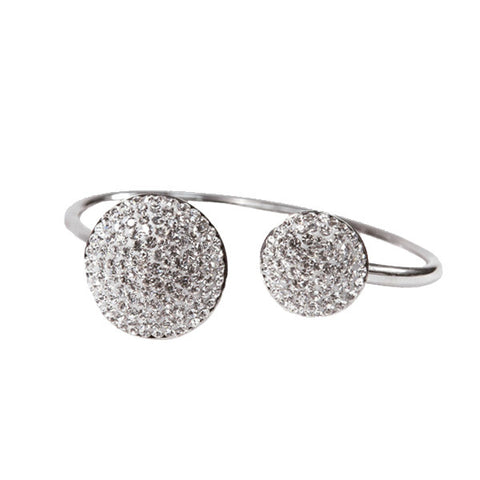Crystal Round Bangle