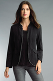 Simple Black Jacket