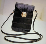 Phone Cross body (Available in Black, Silver, and Gold)