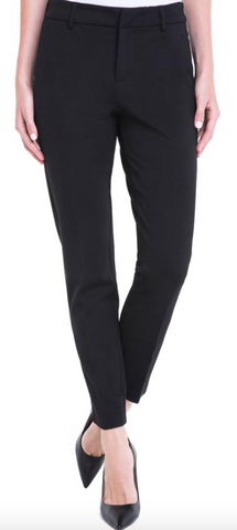 Kelsey Knit Trouser (Black)