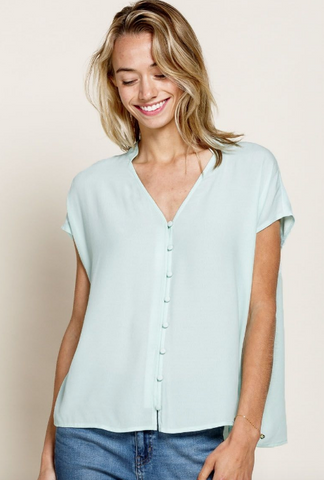 Mint Short Sleeve