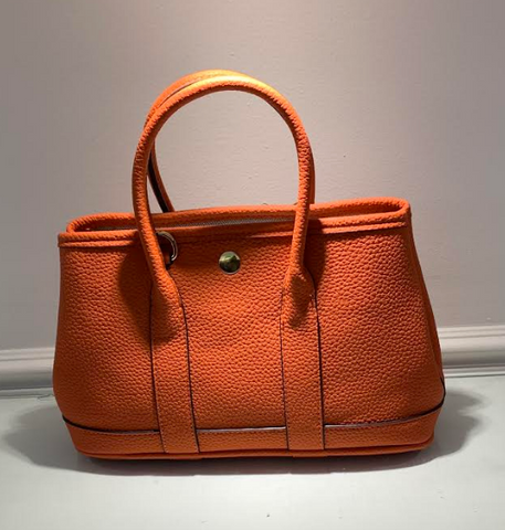 Small Handbag (Available in Orange or Cream)