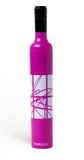 Artistic Purple Bottle Umbrella