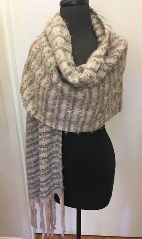 Striped Shawl/Scarf