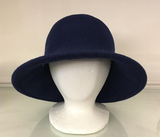 Simple Flop Hat (Navy, Red, or Baby Blue)