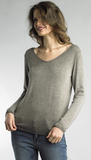Soft Longsleeve (Olive, Brown, or Beige)
