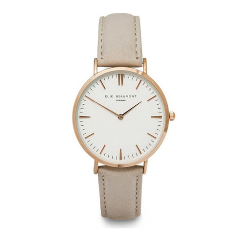 Oxford Ladies - Stone Nappa
