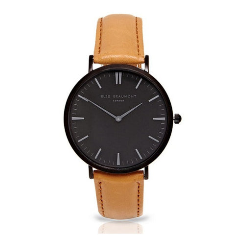 Soho Watch - Tan Nappa